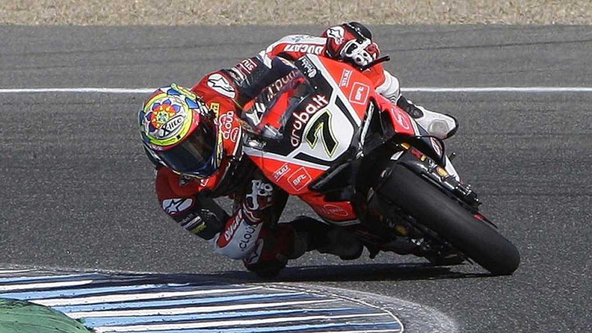 Motociclismo - Campeonato del Mundo Superbike. WSBK 2ª Carrera. Prueba Jerez - VER AHORA