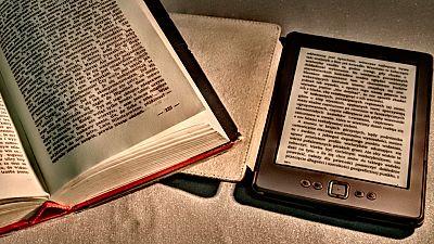 Los e-books viven un crecimiento lento pero continuado