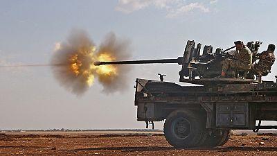 Un grupo rebelde recupera Dábiq, en Siria