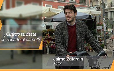 'Cuestionario' - Jaime Zatara�n