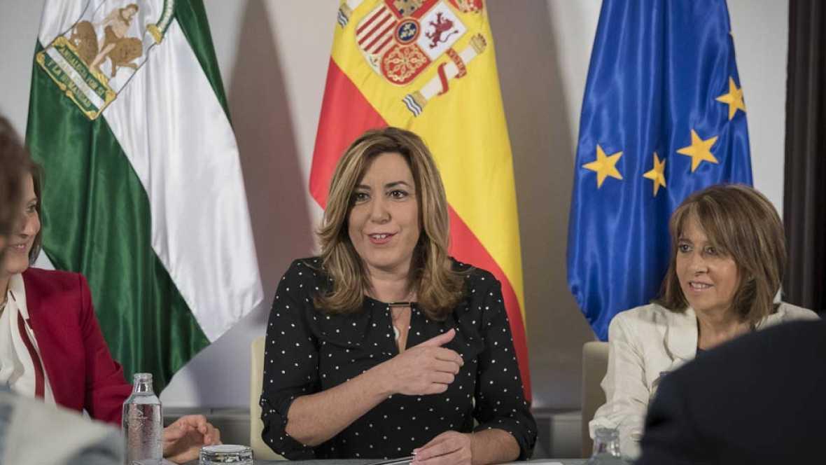 El PSOE andaluz defiende por primera vez la abstención en la investidura de Rajoy