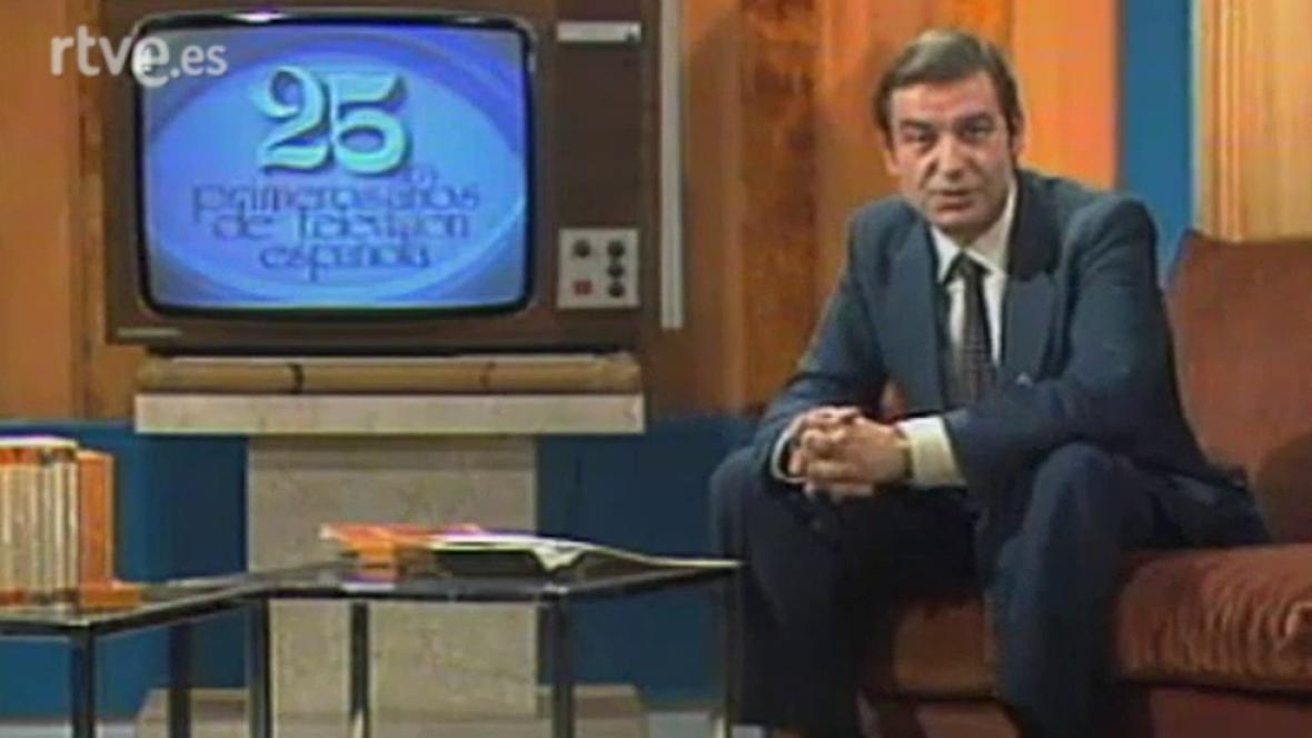 Los veinticinco primeros años de televisión - Segundo programa