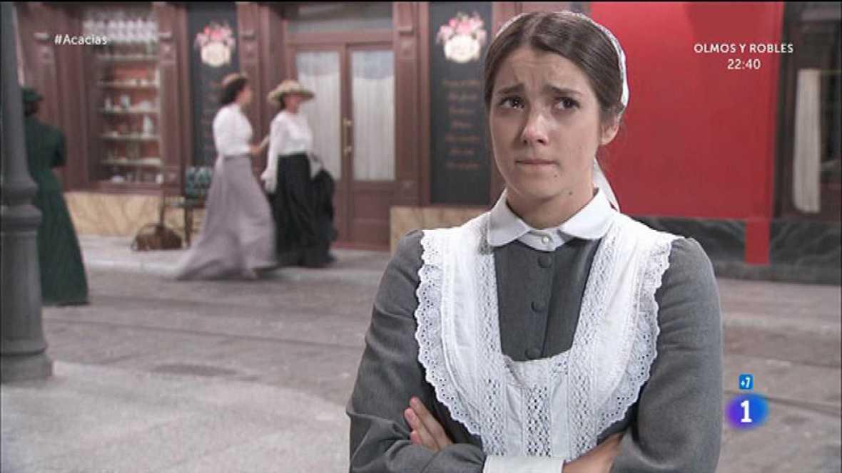 Enriqueta le pide perdón a Casilda, contándole la verdad