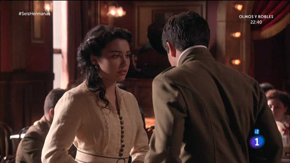 """Ciro a Elisa: """"No quiero saber nada de una mentirosa como tú"""""""