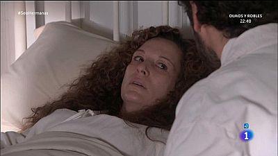 Marina se despierta del coma
