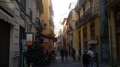 El Carmen, un barrio con esencia en Valencia