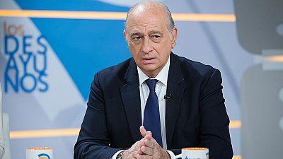 """Fernández Díaz ve la agresión en Alsasua como """"delito de odio"""" y no como 'kale borroka'"""
