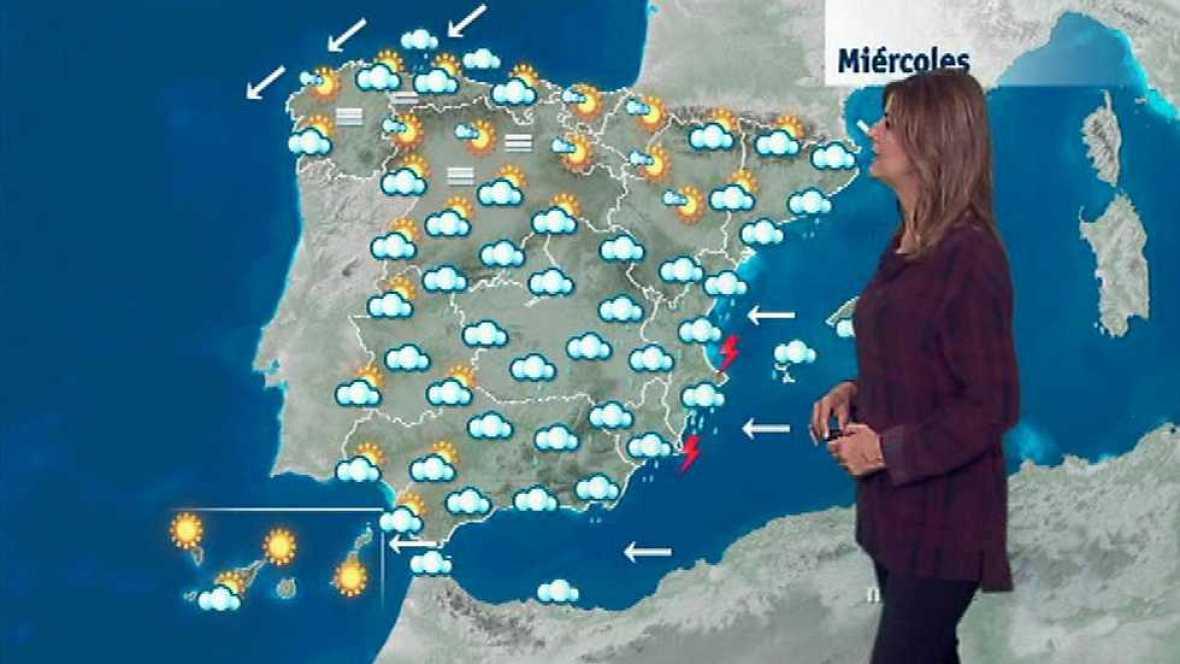 El tiempo en la Comunidad Valenciana - 18/10/16 - ver ahora