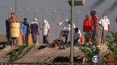 Los violentos motines en varios centros penitenciarios de Brasil han acabado con varias víctimas mortales