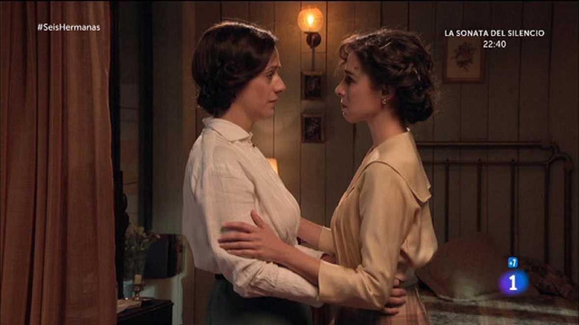 """Aurora a Celia: """"Mi sitio está contigo y no te voy a dejar sola"""""""