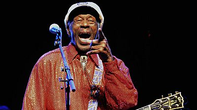 Chuck Berry lanzará nuevo disco en 2017
