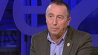 """Joan Baldov�: """"El PP va a perder muchas votaciones en los pr�ximos meses"""""""