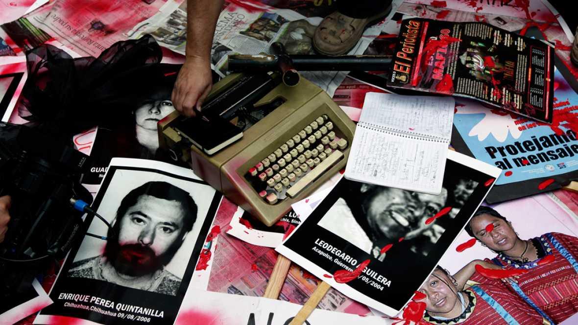 Documentos TV - Matar al mensajero - ver ahora