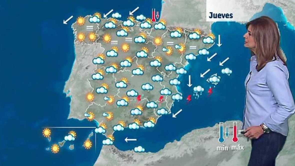 El tiempo en la Comunidad Valenciana - 19/10/16 - ver ahora