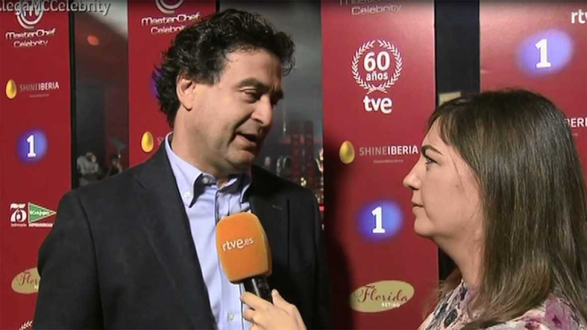 "Pepe Rodríguez: ""Habrá momentos desternillantes en MasterChef Celebrity"""