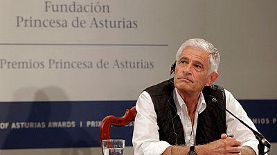 El premio Princesa de Asturias de Comunicació0n es para el fotoperiodista estadounidense James Nachtwey