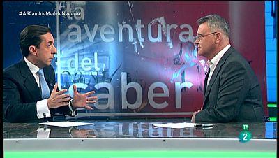 La Aventura del Saber. TVE. Jos� Luis Portela