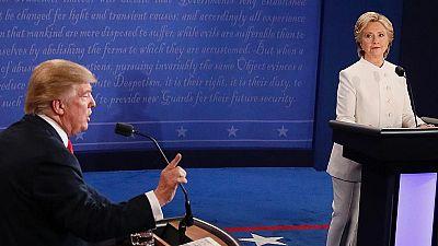 """Trump: """"Asad es más duro y más inteligente que Clinton y que Obama"""""""