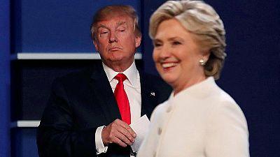 """Trump a Clinton en el tercer debate: """"Qué mujer más desagradable"""""""
