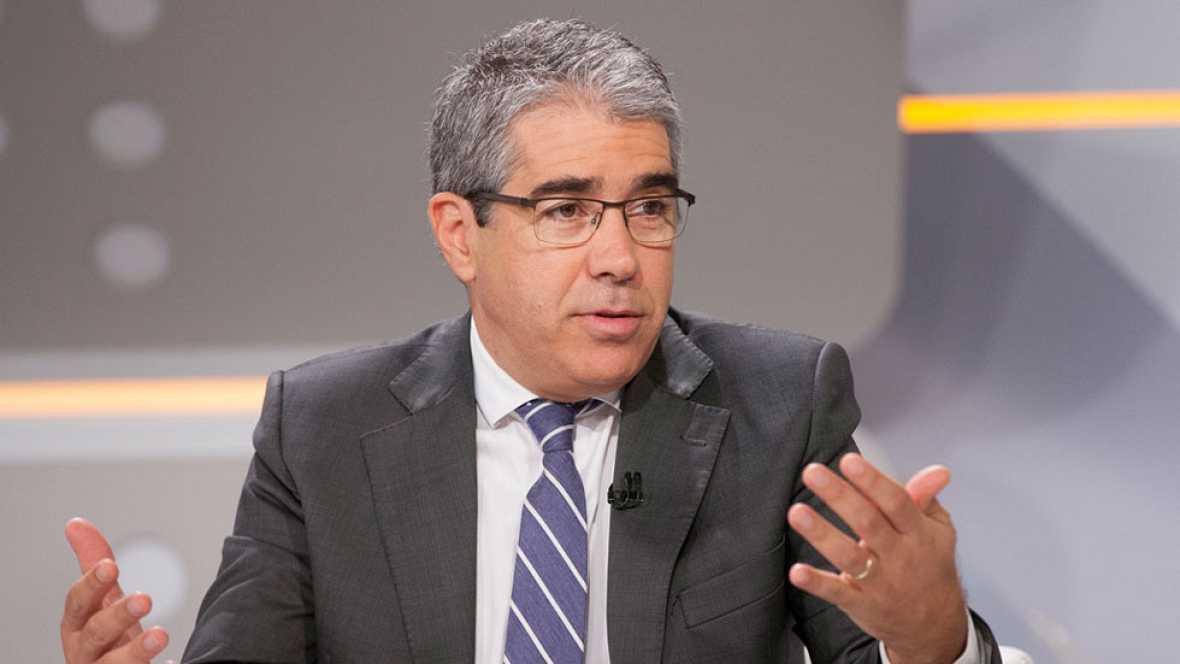 """Homs: """"Habrá gobierno el 31 de a octubre pero no lo comparto y lo lamento"""""""