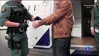 Patrick se entrega a la Guardia Civil