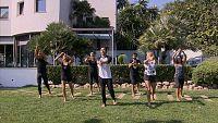 TIPS - En forma - Fitness yoga