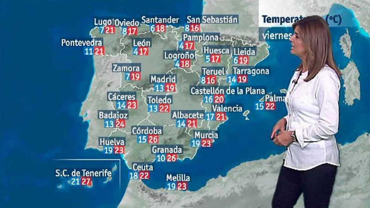 El tiempo en la Comunidad Valenciana - 20/10/16 - ver ahora