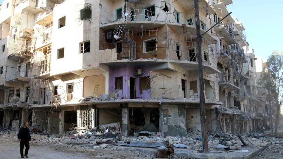 Al Assad y Rusia decretan una tregua unilateral en Alepo de once horas diarias durante cuatro días