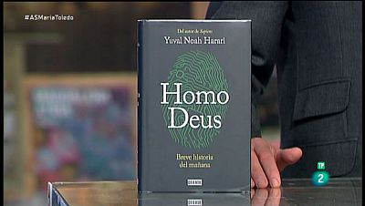 La Aventura del Saber. TVE. Secci�n 'Libros recomendados'. Homo Deus, breve historia del ma�ana. Yuval Noah Harari