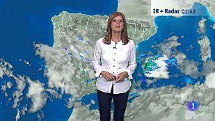 El tiempo en Andalucía - 20/10/2016