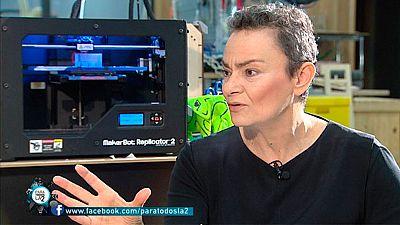 Para Todos La 2 - Innovaci�n - Las impresoras 3D son la nueva tendencia tecnol�gica