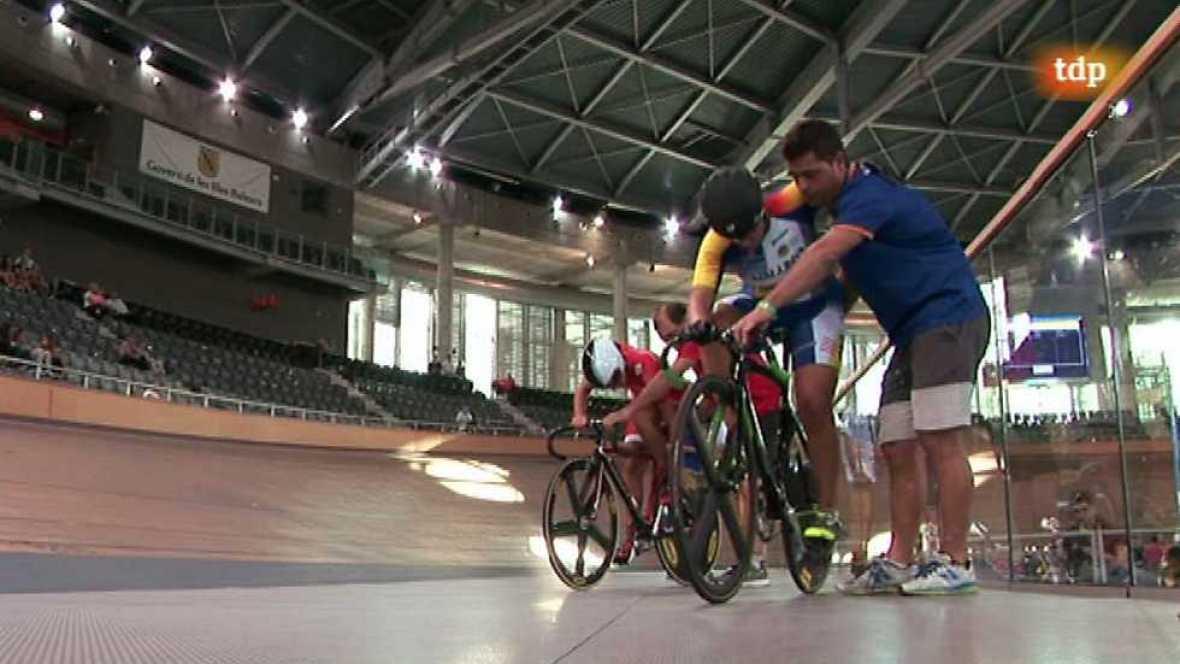 Ciclismo - Campeonato de España en Pista. Resumen - ver ahora