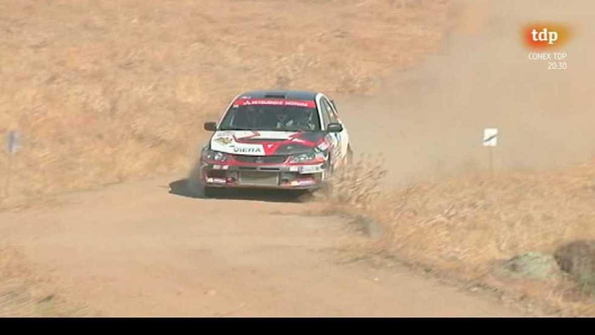 Automovilismo - Campeonato de España Rallyes de Tierra 'Rally Norte de Extremadura'