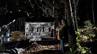 Olmos y Robles - Making of: El Expediente X de Ezcaray, desde dentro