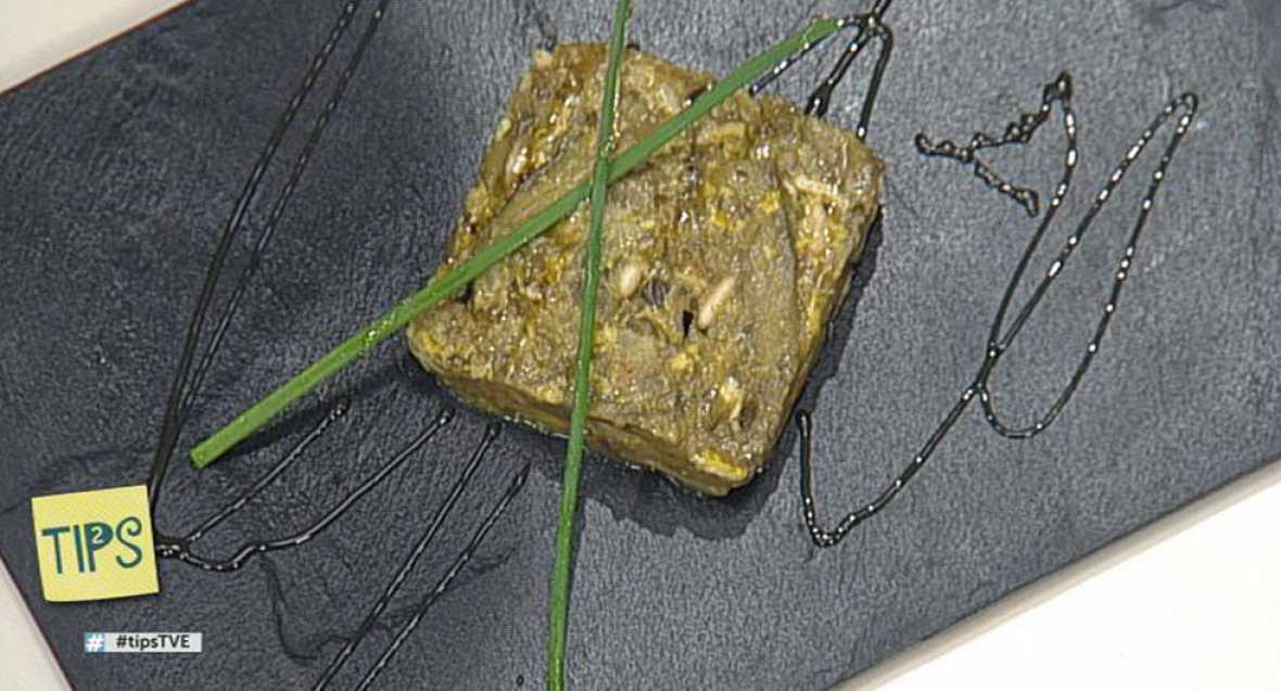 TIPS - Cocina - Berenjenas asadas con salsa de miel