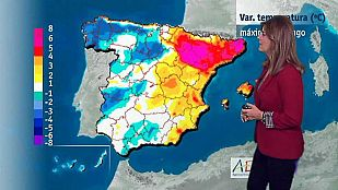 El tiempo en la Comunidad Valenciana - 21/10/16