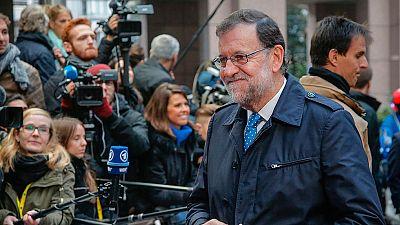 Rajoy apela a la responsabilidad de los 350 diputados si hay investidura