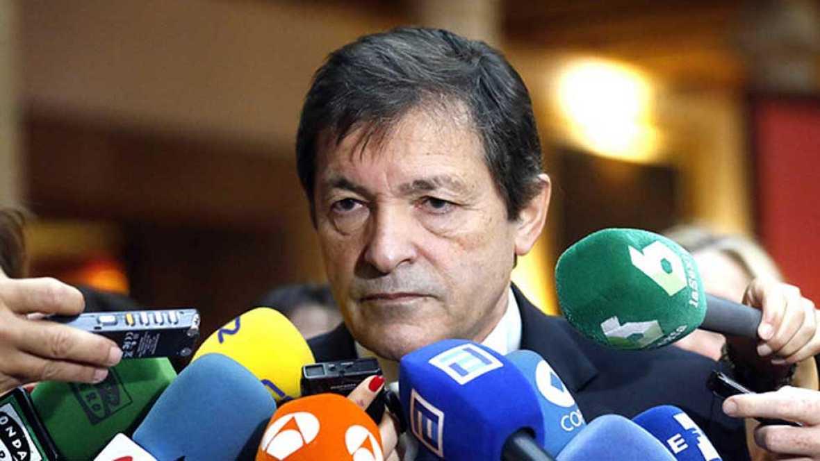 Javier Fernández advierte: una cosa es permitir la gobernabilidad de Rajoy y otra garantizarle la estabilidad