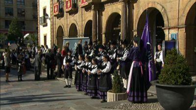 Oviedo es también protagonista, por vivir la ceremonia de los Premios Princesa de Asturias muy de cerca.