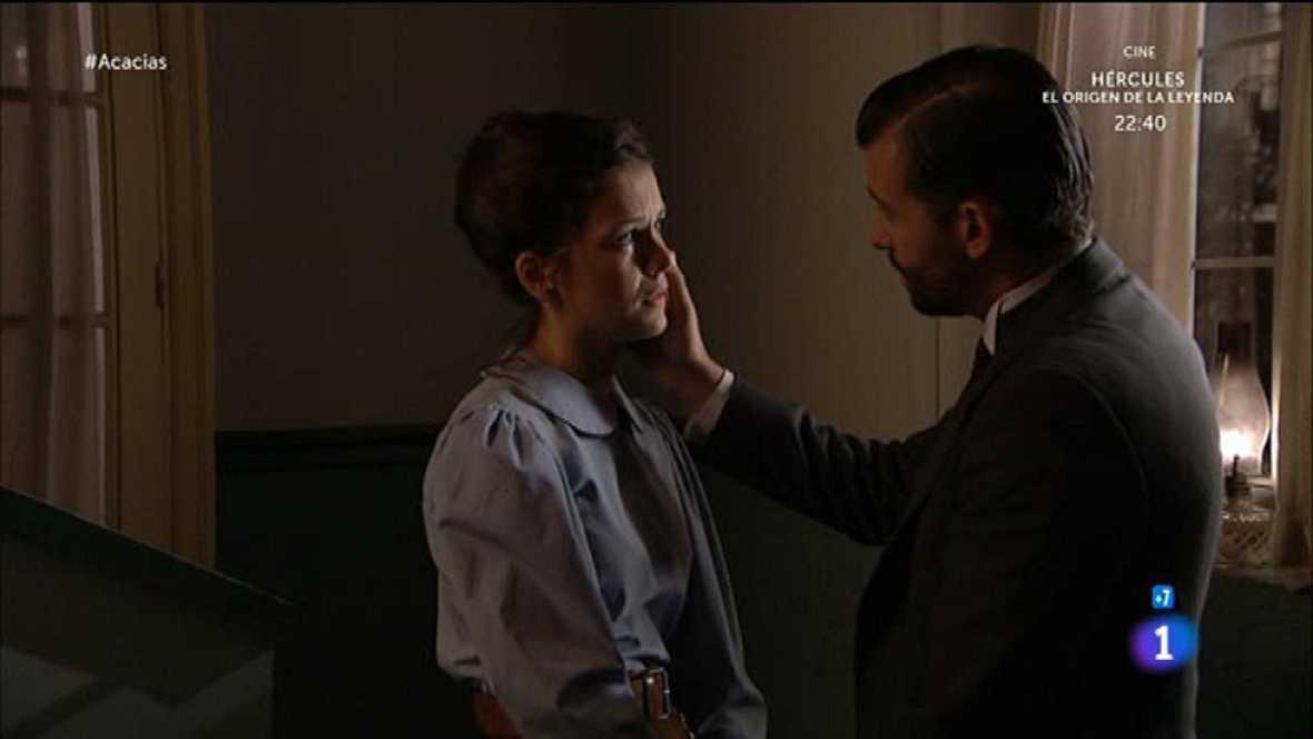 Huertas agobiada por su mal abogado le pide ayuda a Felipe