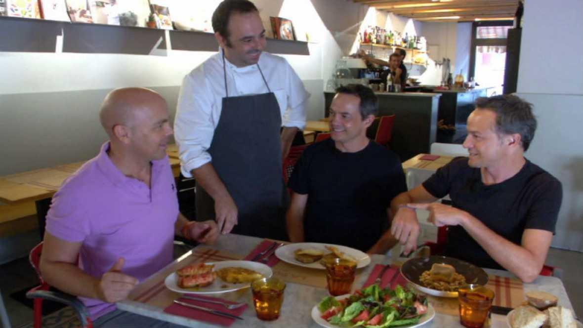 De ruta gastronómica con los hermanos Torres