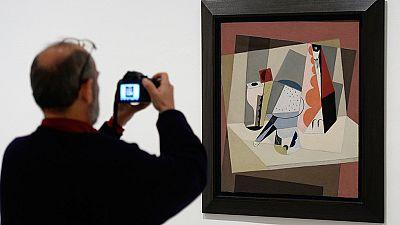 El Museo Picasso de Barcelona muestra la relación de los cubistas con la Gran Guerra