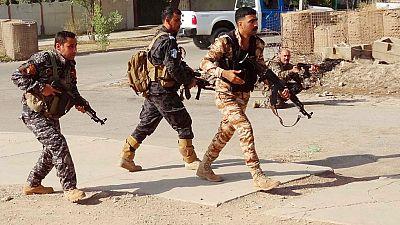 El ejército iraquí continúa su ofensiva hacia Mosul