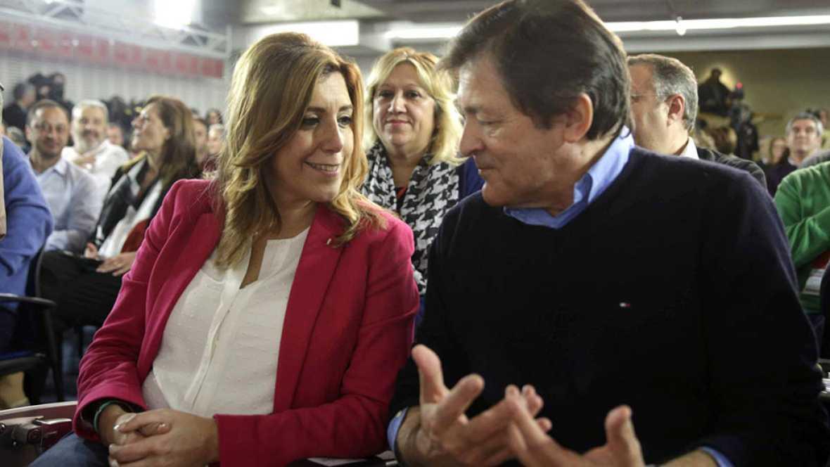 El Comité Federal del PSOE se reúne el domingo para decidir su postura frente a Rajoy