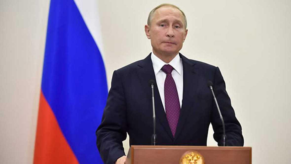 Informe Semanal - Putin, el nuevo zar ruso - ver ahora