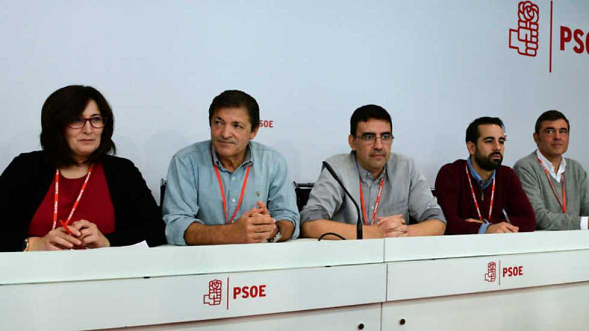 Avance informativo - Comité Federal del PSOE - ver ahora