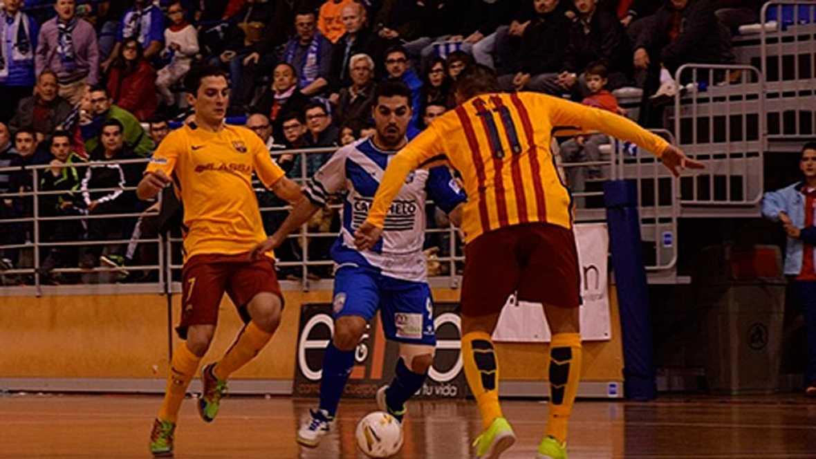 Jumilla 3 - Barcelona Lassa 11