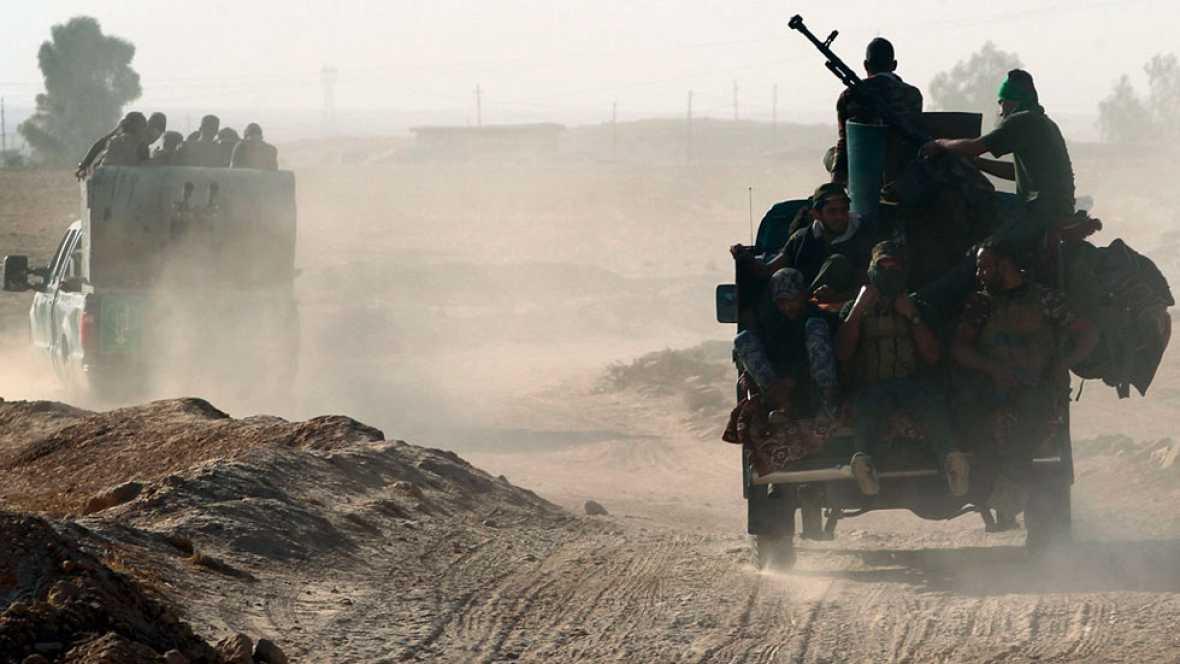 Se reanudan los combates en Alepo