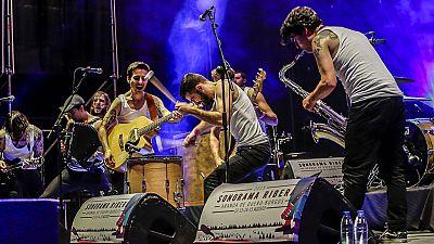 La M.O.D.A. cierran su gira en Madrid grabando un disco en directo