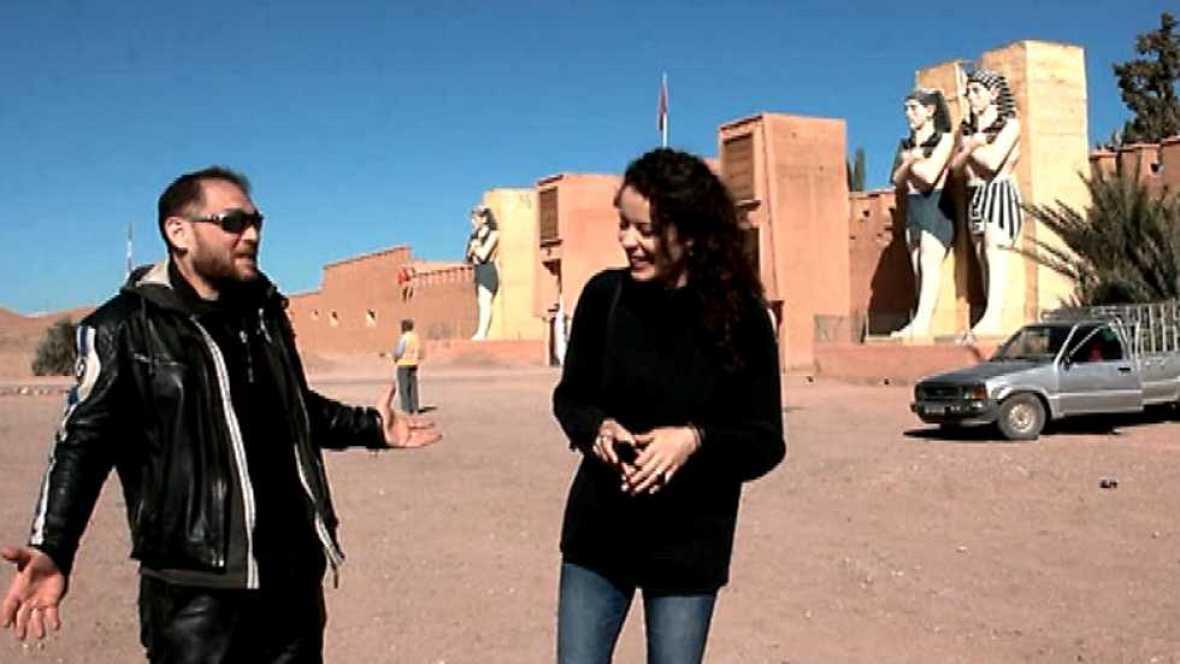 Diario de un n�mada - De Merzouga a Ouarzazate - ver ahora